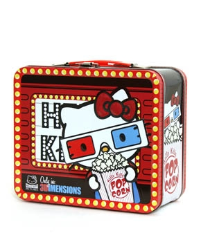 Hello Kitty 3D Movie Theater Lunch Box at Sears.com