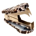 Leopard Animal Print Staple Remover
