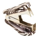 Zebra Animal Print Staple Remover