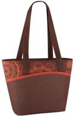 Thermos Brown Henna Raya 9 Can Cooler Tote Bag at Sears.com